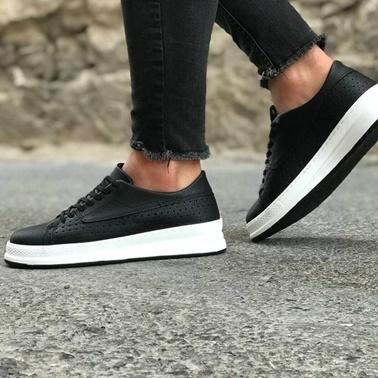Chekich Casual Ayakkabı Siyah